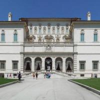 Roma, salva la materna dentro Galleria Borghese