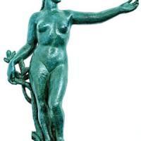 Roma, recuperate le sculture di Macho rubate sul Lungotevere