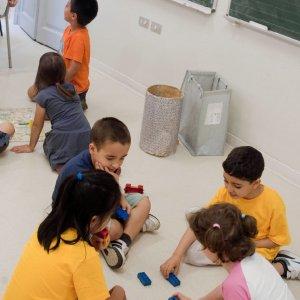 Roma topi in un asilo a primavalle bambini tornano a for Asilo in casa
