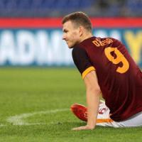 Roma, Dzeko vuole andare via: vale 14 milioni