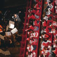 Roma, piccole voci d'opera: 20mila bambini sul palcoscenico dell'Argentina