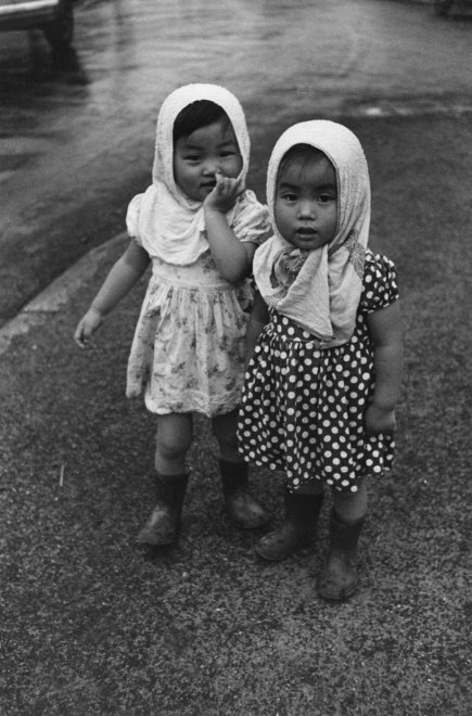 Domon ken il cartier bresson giapponese in mostra all 39 ara for Domon ken hiroshima