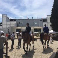 Piazza di Siena, campioni e mondanità: via alle gare