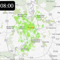 Centro, Eur e quartiere Aurelio: le zone di Roma dove più si utilizza il car sharing