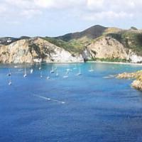 Gara di canottaggio a Ponza, in acqua con i circoli italiani anche il club