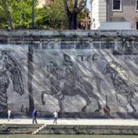 Roma, undici cent a metro quadro: stand sul Tevere. Il canone è low cost