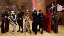 A suonare Star Wars c'è l'orchestra di S. Cecilia