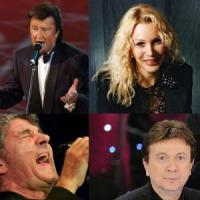 Fausto Leali, Pupo, Ivana Spagna e Bobby Solo con Marchini per la chiusura