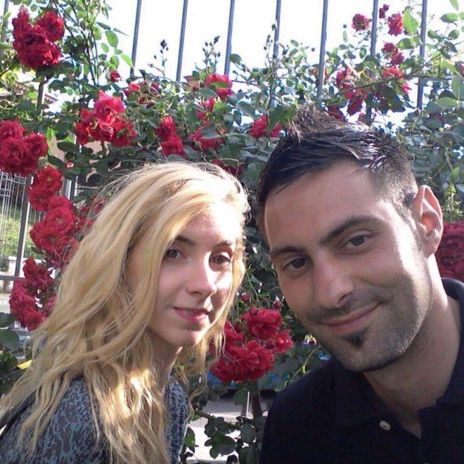 Omicidio della Magliana, i selfie di Sara e l'ex fidanzato reo confesso