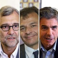 Roma, su Sky confronto a 5 per il Campidoglio: sicurezza, buche, e i toni