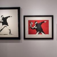 Banksy a Roma, boom di visitatori: esteso l'orario della mostra a Palazzo
