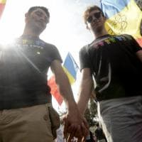 Roma Pride, volti e colori della parata