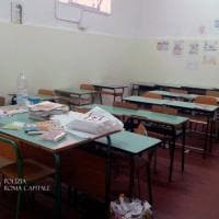 Roma, la scuola cinese abusiva nel seminterrato al Prenestino
