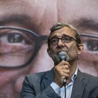 Comunali a Roma, Giachetti al Ponte della Musica per la chiusura della campagna elettorale