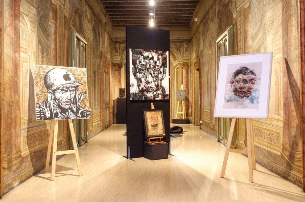 Arcadia mette all'asta i lavori degli street artist romani