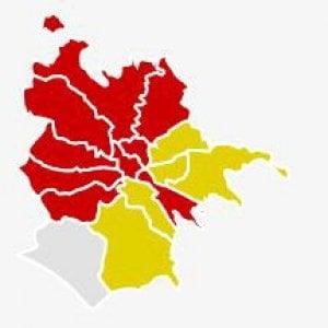 Comunali a Roma, alle donne 7 municipi su 14. Valanga 5S, al Pd restano solo il I e il II