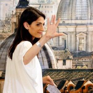 I primi dieci passi di Virginia Raggi come sindaca di Roma