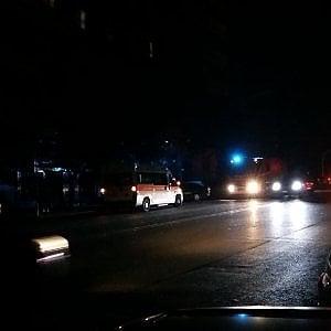 Al buio piazza Tuscolo e dintorni, un black out paralizza la zona