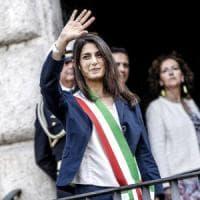 """Roma, Raggi: """"Un Campidoglio aperto ai cittadini"""". La squadra completa entro il 7 luglio"""
