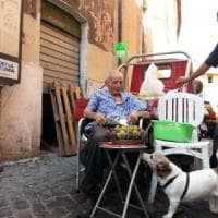 Roma, addio all'ultimo carbonaro di Trastevere:
