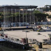 Roma, ingressi e parcheggi: il piano per la due giorni di David Gilmour al Circo Massimo