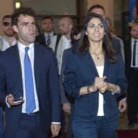 Roma, la sindaca su Facebook: