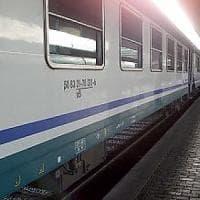 Rallentamenti sulla ferrovia Roma-Tivoli per un incendio