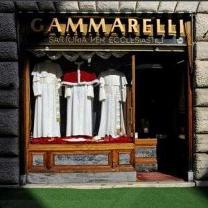 Roma, addio al sarto dei Papi: è morto Annibale Gammarelli