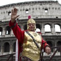 Roma, entrano in vigore le ordinanze anti centurioni e risciò