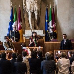 Roma 2024,  niente candidatura nelle linee programmatiche della Raggi