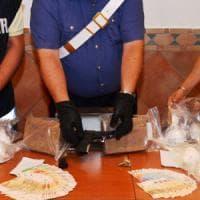 Roma, Fidene: garage usato per stoccaggio e lavorazione cocaina, un arresto