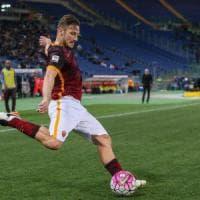 """Roma, l'obiettivo di Totti: """"Voglio smettere con un trofeo"""""""