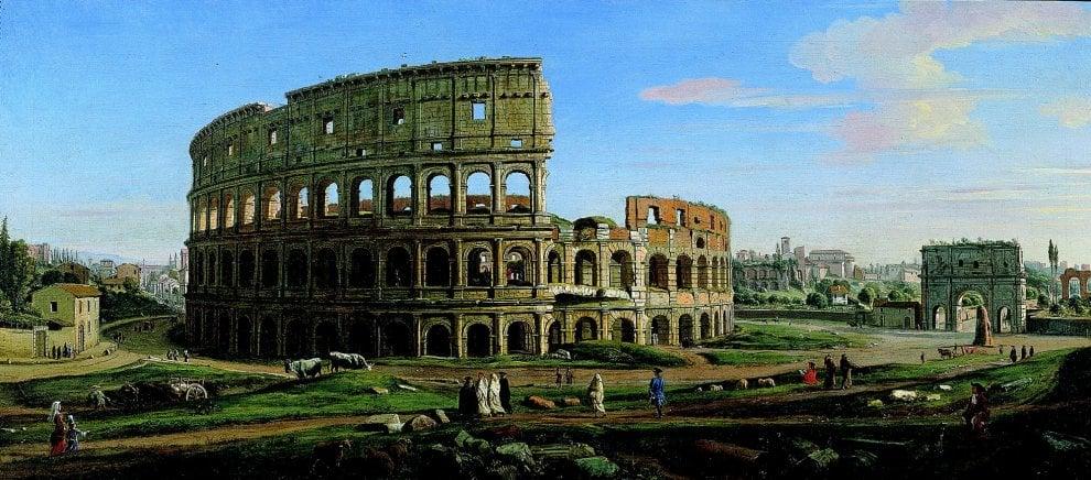 Roma Antico E Moderno Alla Biennale Dell 39 Antiquariato A
