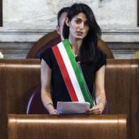 Roma, Raggi: Campidoglio aperto a tutti domenica 31 luglio