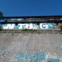 Roma, ancora nel mirino la 'pittrice clochard': vandalizzato il murale di Laura