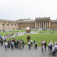 Musei Vaticani, nel Cortile della Pigna suona il jazz