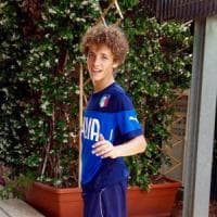 Si chiama Cesaroni ricorda Zidane dice ciao alla Roma. Ecco Nicolò, laziale