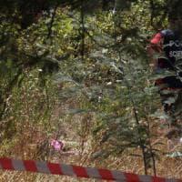 Settecamini, trans uccisa e gettata nei rifiuti: caccia a un 50enne
