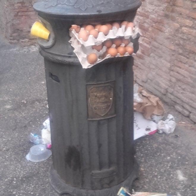 Rifiuti a Roma, le foto dei lettori /2