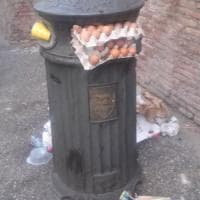 Emergenza rifiuti a Roma, inviate le vostre foto