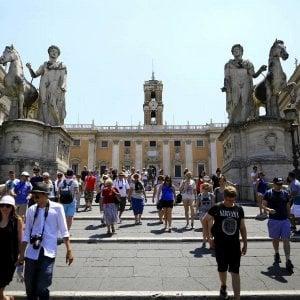 Turismo a Roma, Meloni: \