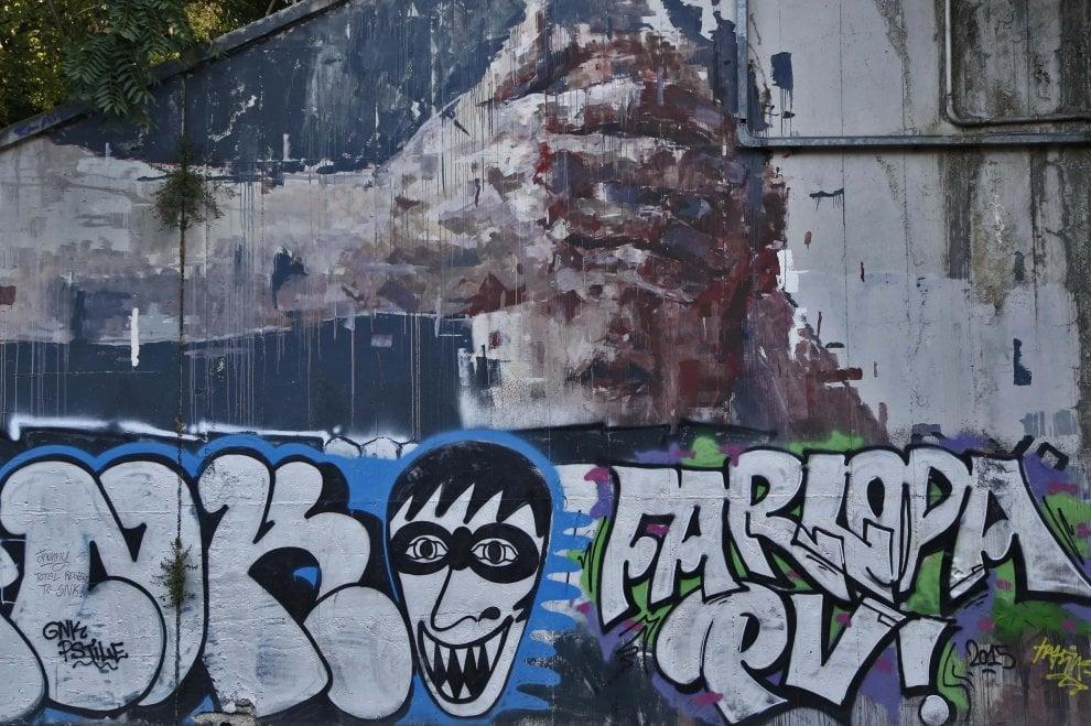 Da Alice a Borondo, ecco i lavori degli street artist coperti dai writer