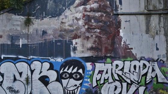Roma, la guerra dei muri: segnala le opere di street art coperte