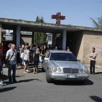 Roma, al Tiburtino l'ultimo saluto a Tiziana Laudani