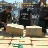 Roma, traffico internazionale di stupefacenti: arrestati 13 narcotrafficanti