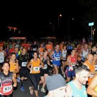 La Roma by Night Run al fianco delle popolazioni terremotate