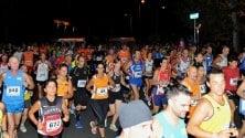 La Roma by night Run  per le zone terremotate