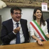 Roma 2024, Raggi: