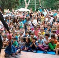 Roma, con La città in tasca cultura e spettacolo per i più piccoli