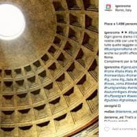Dove Roma non sembra Roma: ecco la città vista da Instagram